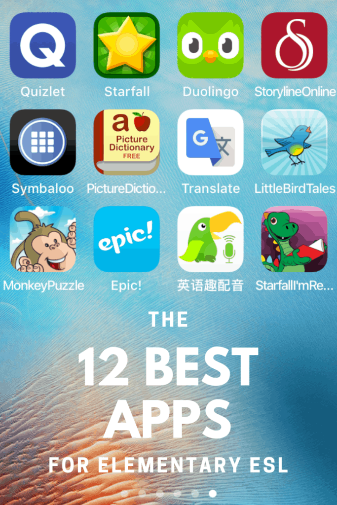 free apps for english language learners